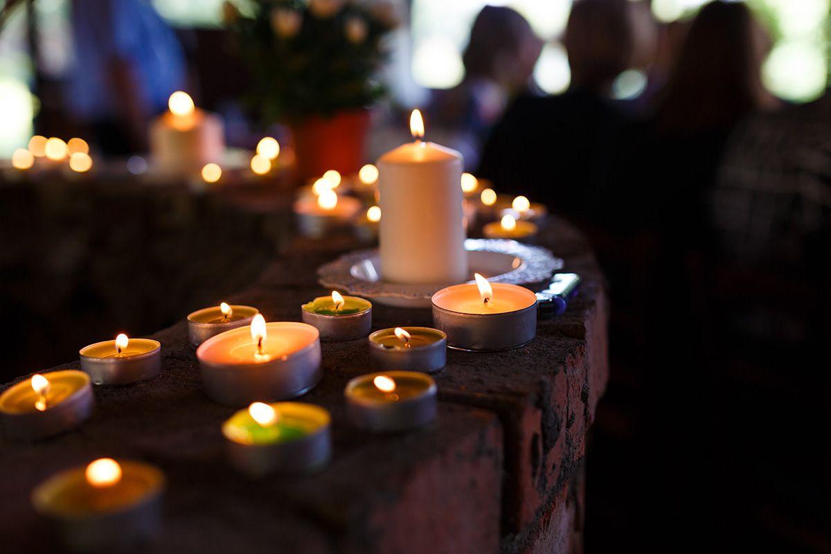 ceremonie funeraire